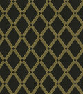 Lightweight Decor Fabric 54\u0022-Richloom Studio Bavley Onyx