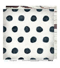 Heidi Swapp Wolf Pack Double Sided Cardstock-Polka Dots & Wood