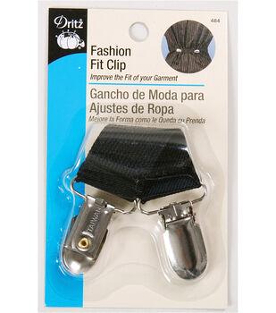 Fashion Fit Clip - Black