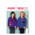Kwik Sew Pattern K4025 Children\u0027s Outerwear