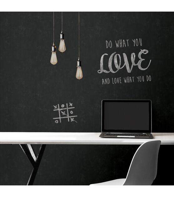 Wallpops Nuwallpaper Chalkboard Peel Stick Wallpaper Joann