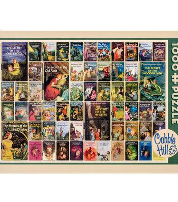"""Jigsaw Puzzle 1000 Pieces 19.2""""X27""""-Nancy Drew"""