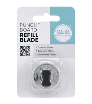We R Memory Keepers Punch Board Titanium Refill Blade