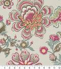 Robert Allen @ Home Print Swatch 55\u0022-Kyran Vines Linen