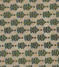 Vintage Cotton Fabric 43\u0022-Fountain Damask Tan