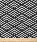 Apparel Knit Fabric -Textured Black