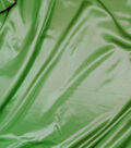 Let\u0027s Pretend Liquid Satin Fabric-Spring Green