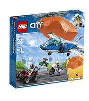 LEGO City Sky Police Parachute Arrest 60208, , hi-res