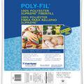 Poly-Fil Supreme Ultra Plush Fiber Fill 12 ounce Bag