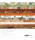 Kaisercraft Open Road 40-sheets 6.5\u0027\u0027 Paper Pad