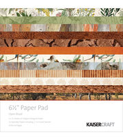 Kaisercraft Open Road 40-sheets 6.5'' Paper Pad, , hi-res