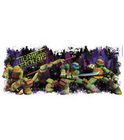 York Wallcoverings Wall Decals-TMNT Trouble, , hi-res