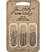 Tim Holtz Idea-Ology Wire Pins, , hi-res