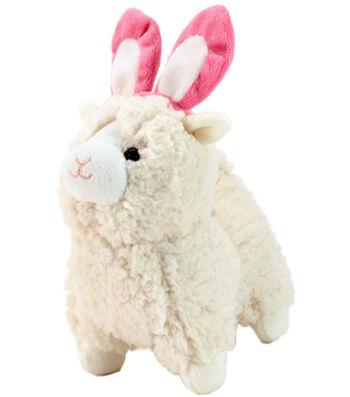Easter Bunny Friends Llama Plush Toy