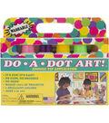 Do-A-Dot Art Set 6/Pkg-Brilliant