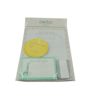 Cheer & Co. Baby Shower Kit-Neutral