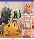Simplicity Patterns Us8037Os-Simplicity Backpack, Totes And Cosmetic Bag-One Size