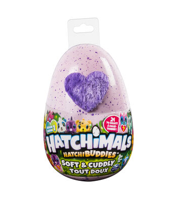 Hatchibuddies Hatchimal 6'' Plush