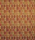 Home Decor 8\u0022x8\u0022 Fabric Swatch-Upholstery Fabric Barrow M7263 5372 Bronze