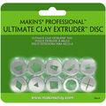 Makin\u0027s Clay Extruder Discs