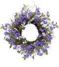 Fresh Picked Spring 24\u0027\u0027 Blossom, Berry & Twig Wreath