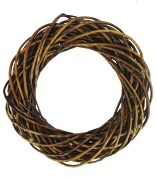 Large Willow Wreath