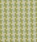 Home Decor 8\u0022x8\u0022 Fabric Swatch-Robert Allen Square Pegs Mist