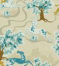 Home Decor 8\u0022x8\u0022 Fabric Swatch-Waverly Prance/Aquamarine