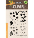 Hero Arts 8 pk Color Layering Clear Stamps-Nasturtium