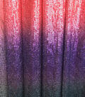 Glitterbug Sequin Fabric 55\u0027\u0027-Unicorn Multicolor