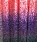 Glitterbug Sequin Fabric 55\u0027\u0027-Unicorn Multicolor