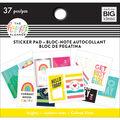 The Happy Planner Tiny Sticker Pad-Happy Brights
