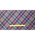 Anti-Pill Fleece Fabric 59\u0022-Sadie Plaid