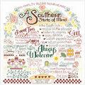 Imaginating Counted Cross Stitch Kit 11\u0027\u0027X12\u0027\u0027-Let\u0027s Visit The Southwest
