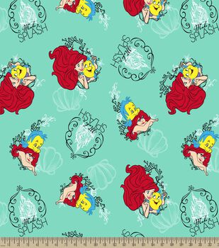 Disney The Little Mermaid-Ariel Make a Splash