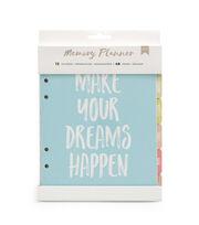 American Crafts Memory Planner Starter Kit-One, , hi-res