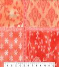 Anti-Pill Fleece Fabric 59\u0022-Bali Coral