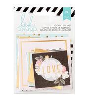 Heidi Swapp Memory Planner Pocket Cards 24/Pkg, , hi-res