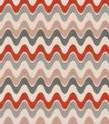 SMC Designs Upholstery Fabric 54\u0022-Aswan/Geranium