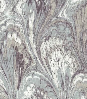 """Premium Wide Cotton Fabric 108""""-Oil Slick Gray"""