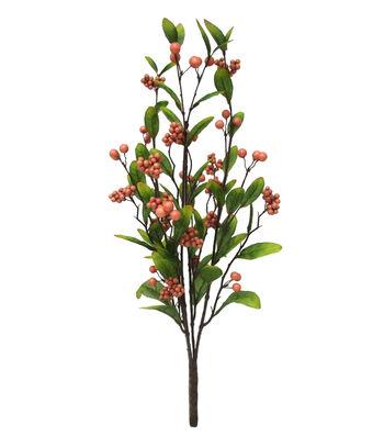 Blooming Autumn Berry Bush-Peach