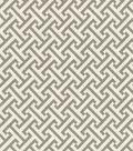 Waverly Multi-Purpose Decor Fabric 54\u0022-Cross Section Charcoal