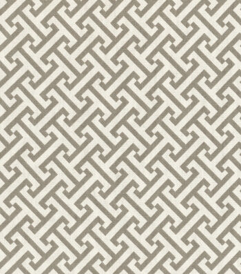"""Waverly Upholstery Fabric 54""""-Cross Section Charcoal"""