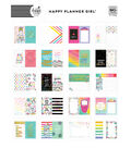 The Happy Planner Girl Tiny Sticker Pad-Miss Maker