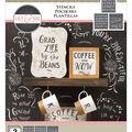 FolkArt 8.5\u0022x9.5\u0022 Lily & Val Stencils 3pk-Mixed Fonts