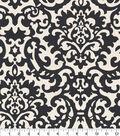 Waverly Sun N\u0027 Shade Outdoor Fabric 54\u0022-Duncan Ebony