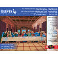 Reeves Artist\u0027s Last Supper Paint By Number Kit
