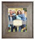 Wall Frame 8X10-Colorado Vintage Gray