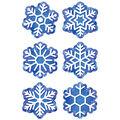 Creative Teaching Press Snowflakes 3\u0022, 36 Per Pack, 6 Packs