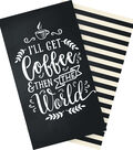 Echo Park Paper Company Coffee & Friends Inserts-Blank